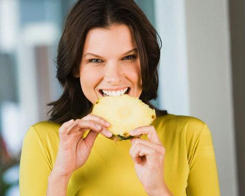 Женщинам ананас нужен для поддержания здоровья