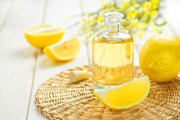 Масло лимона широко используют в косметологии