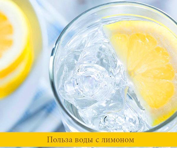 Стакан теплой воды с лимоном поможет укрепить иммунитет
