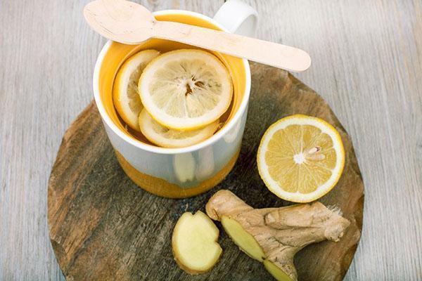 Имбирный чай можно употреблять и горячим, и холодным