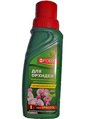 Концентрированное удобрение для орхидей