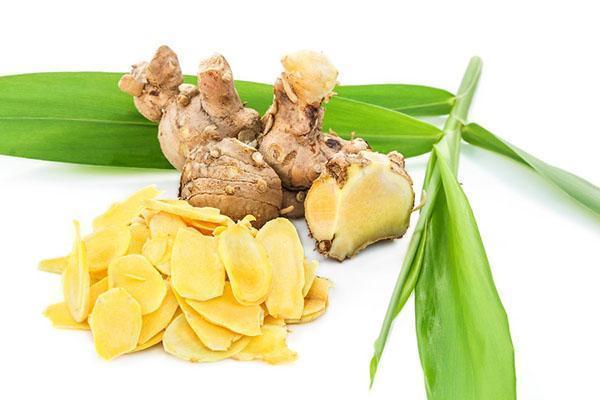 Корень имбиря потребляют в свежем, сушенном и маринованном виде