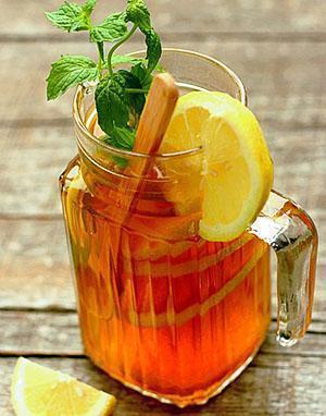 Зеленый чай с имбирем для похудения рецепт 10