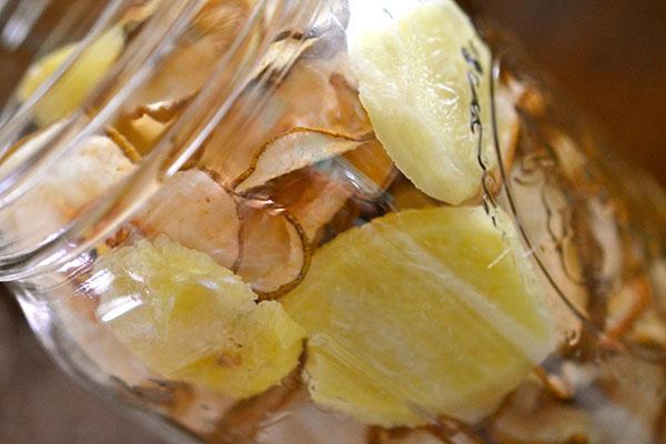 Широко используется маринованный имбирь в японской кухне