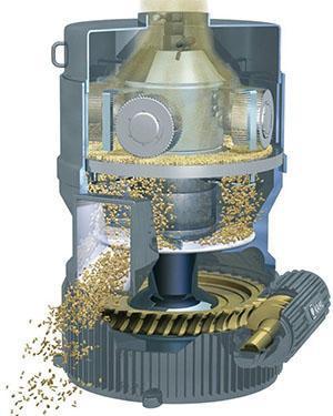 Принцип работы гранулятора