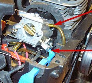 Тщательное изучение конструкции бензопилы поможет при самостоятельном ремонте