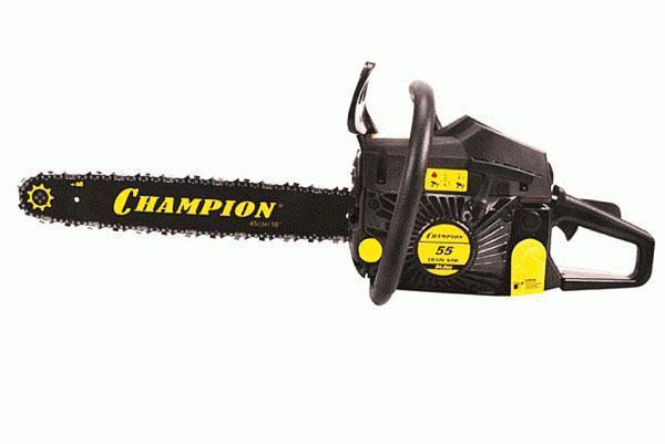Бензопила Champion 55
