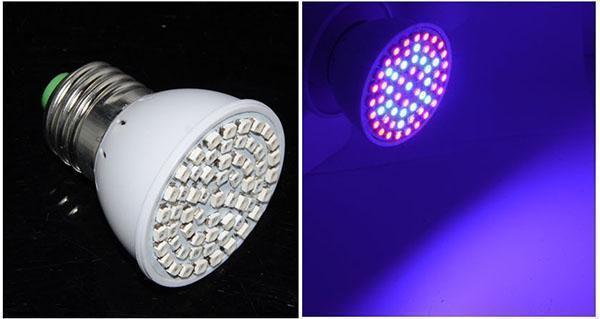 Лампы из Китая состоят из 126 диодов