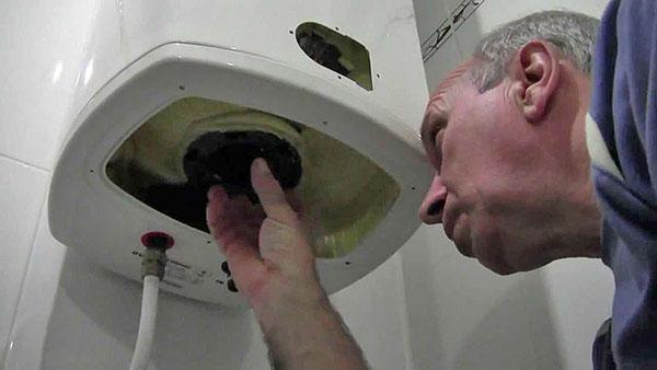 Техническое обслуживание водонагревателя Термекс