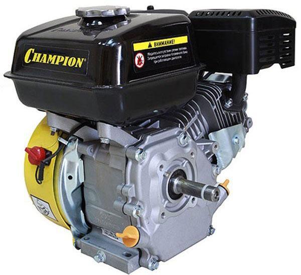 двигатель чемпион