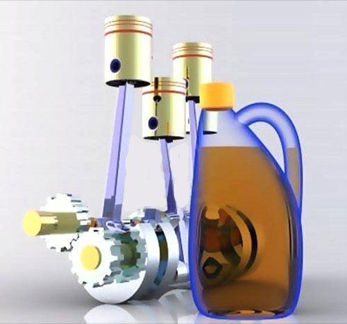 масло для двигателя газонокосилки