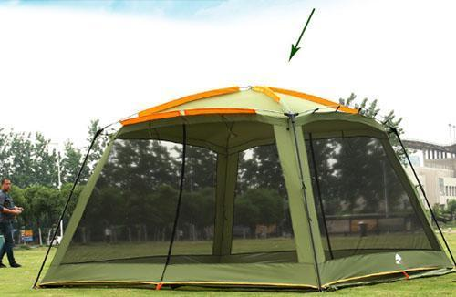 тент палатка из Китая
