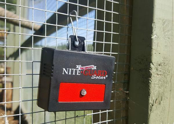 устройство nite guard solar predator lights