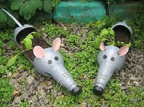 клумбы-мышки