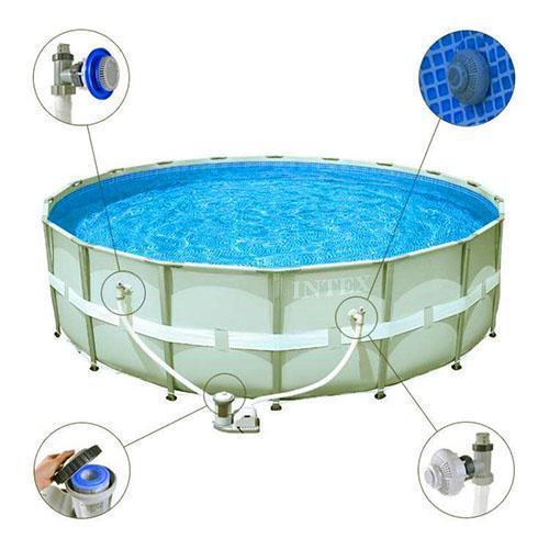 фильтр-насос для каркасного бассейна