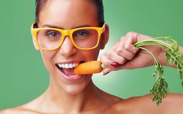 морковь от стресса