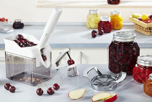 подготовка вишни к консервации