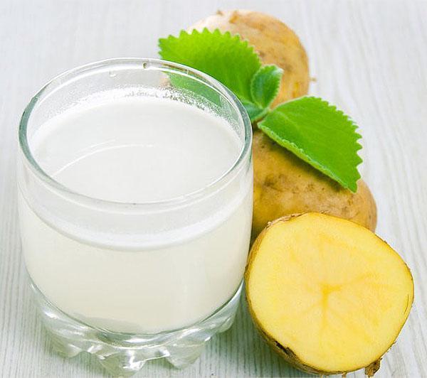 сок картофеля как лекарство