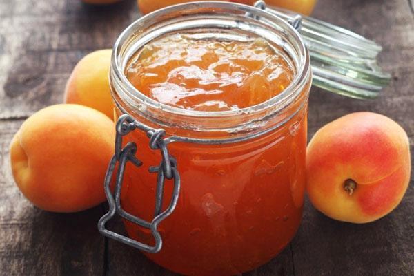 готовое варенье из абрикос