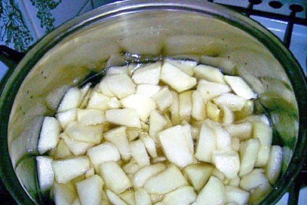 проварить дыню с соком лимона