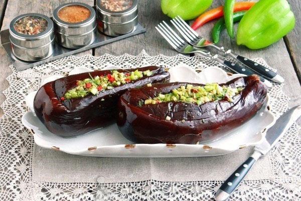 маринованные баклажаны по-армянски