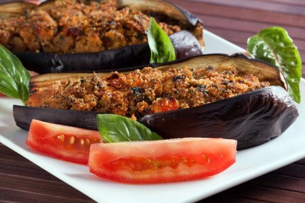 баклажаны по-армянски в духовке