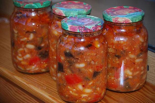 Рецепты приготовления туршевой фасоли на зиму рецепты вторых блюд из курицы с фото пошагового приготовления