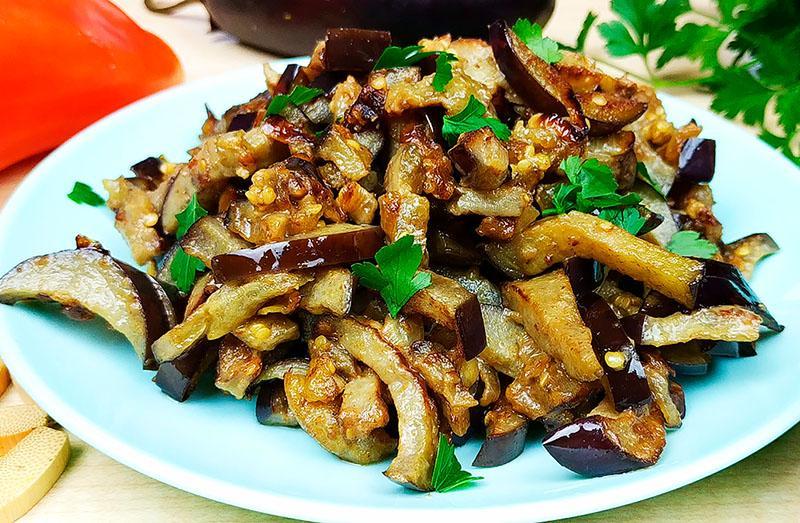 быстро и вкусно баклажаны как грибы рецепты