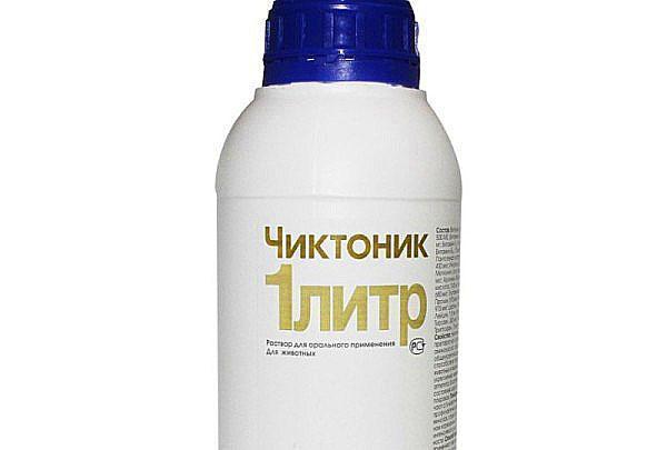 витаминный комплекс Чиктоник
