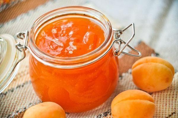 джем абрикосовый по классическому рецепту