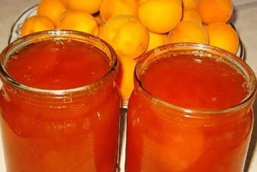абрикосовый джем с розмарином