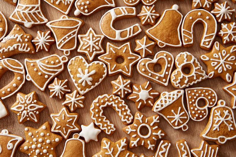 простое имбирное печенье рецепт