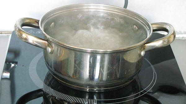 приготовить сладкий сироп для смородинового компота