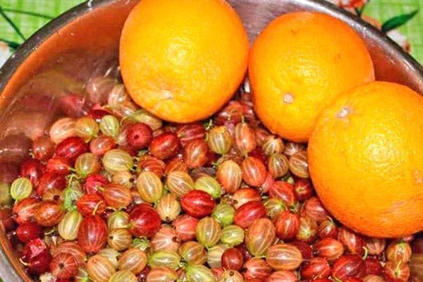 подготовить плоды к обработке