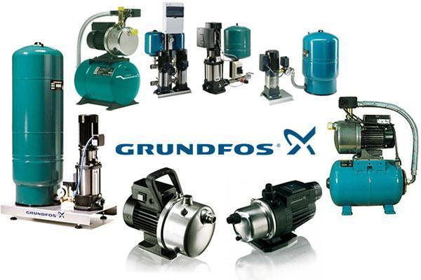 насосные станции компании Grundfos