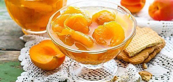 варенье из абрикос без косточек на зиму