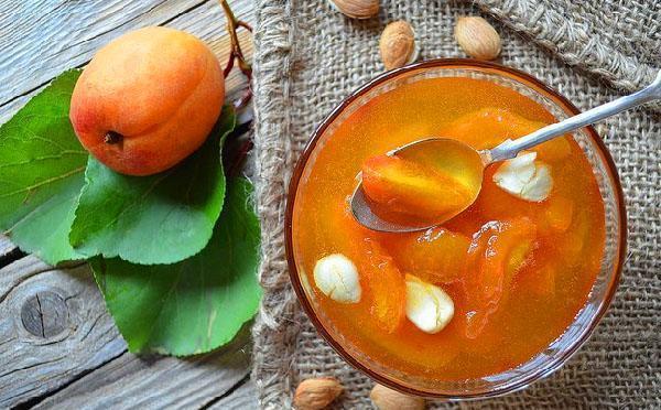 варенье абрикосовое с ядрышками