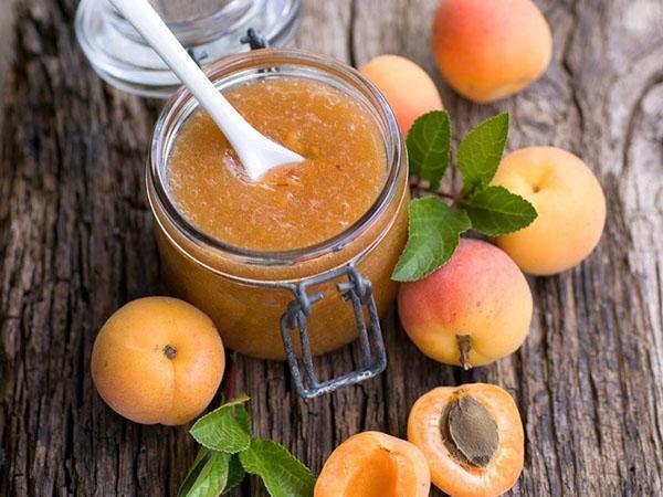 джем из абрикосов Успех