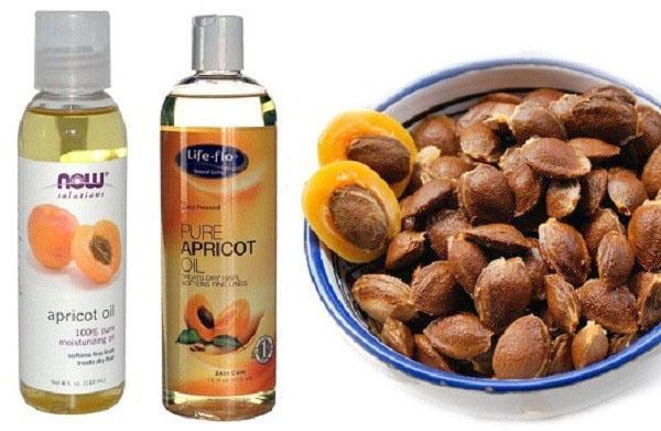 косточки и масло абрикоса