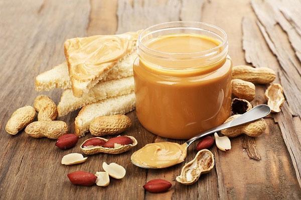 густое арахисовое мело