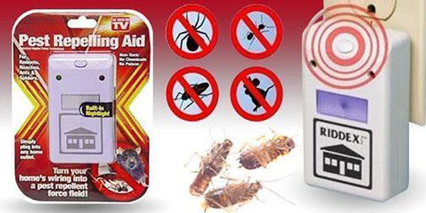 электрический отпугиватель насекомых 220 в