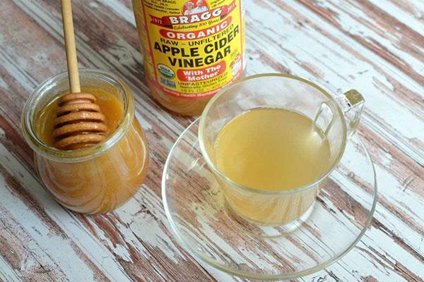 правильный прием яблочного уксуса