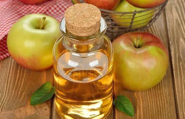 яблочный уксус из жмыха и дрожжей