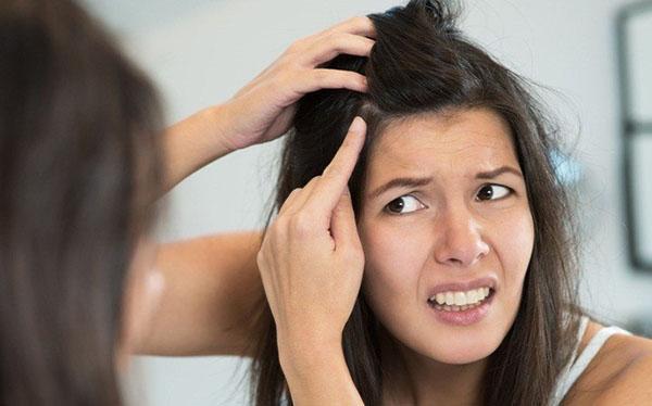 волосам поможет яблочный уксус