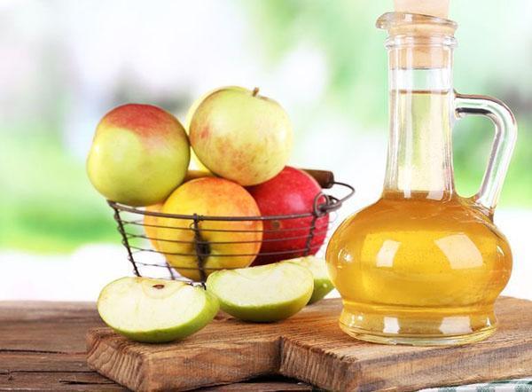 яблочный уксус для ванночек