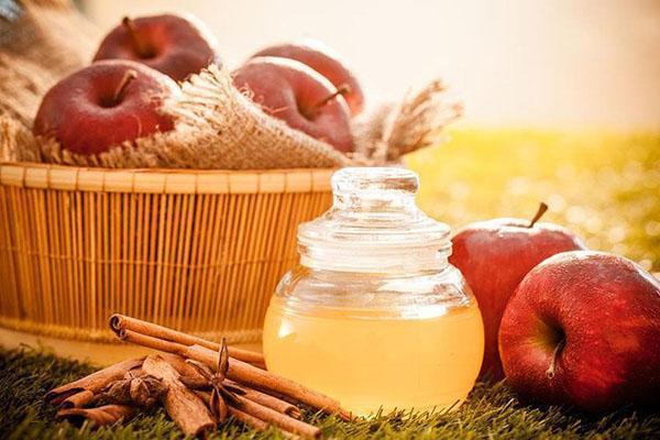 яблочный уксус против варикоза