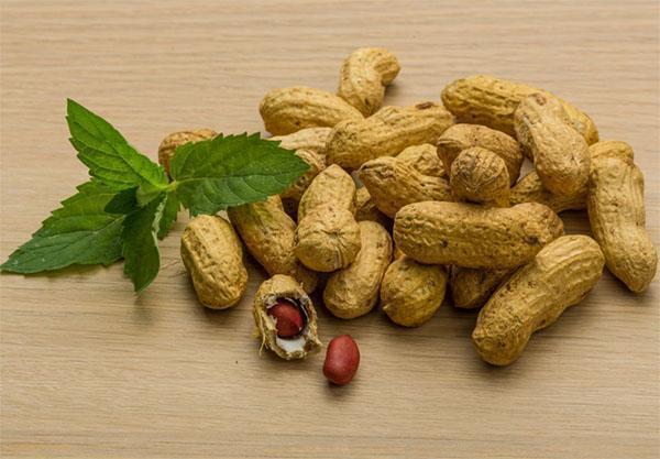 жареный арахис в духовке