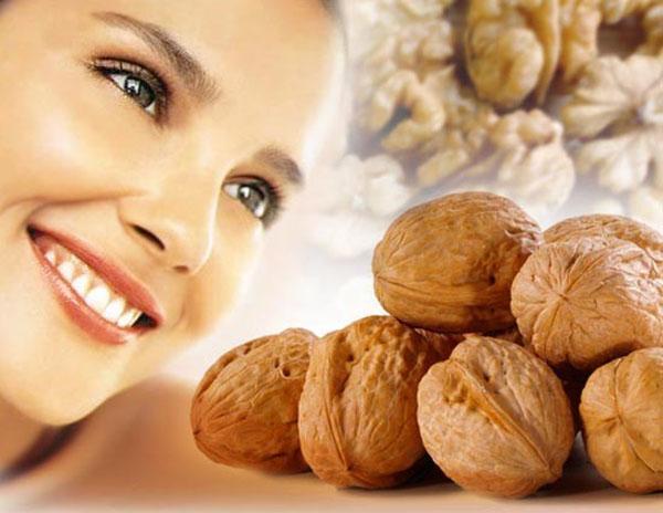 грецкие орехи для здоровья мужчин