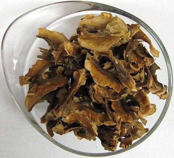 использование перегородок грецких орехов в медицине