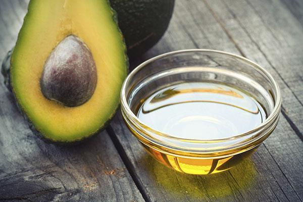 масло авокадо богатое витамином Е